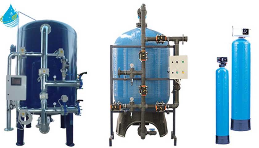 Kum Filtre Sistemleri
