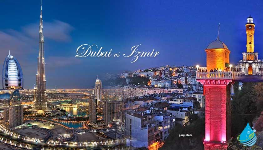 Dubai vs Izmir